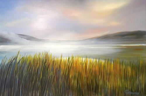 Claire Mesnil, New Horizons, Miscellaneous Landscapes, Nature: Miscellaneous, Contemporary Art