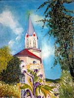 ALEX-BECK-Buildings-Churches-Modern-Times-Realism
