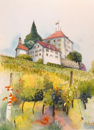 ALEX BECK, Schloss Heidegg, Interiors: Cities, Architecture, Realism