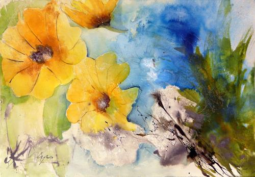 ALEX BECK, Bumenvariation, Plants: Flowers, Modern Age