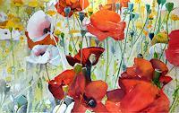 ALEX-BECK-Plants-Flowers-Romantic-motifs-Modern-Times-Realism