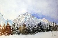 ALEX-BECK-Landscapes-Mountains-Nature-Rock-Modern-Times-Realism