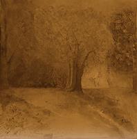 ALEX-BECK-Landscapes-Autumn-Miscellaneous-Romantic-motifs-Modern-Age-Naturalism