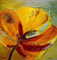 Marion-Essling-Plants-Flowers-Modern-Age-Expressionism-Abstract-Expressionism
