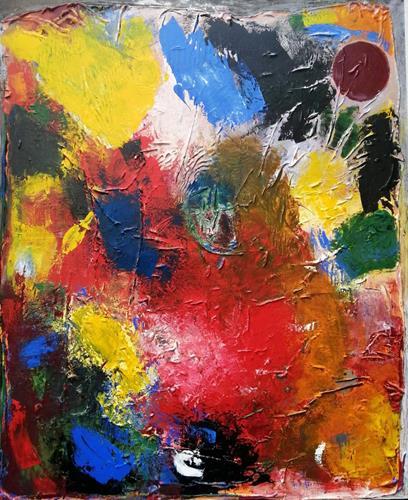 Marion Eßling, Freie Rhythmen, Abstract art, Abstract Art