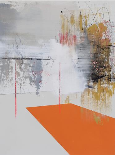 Monika Buchen, vivid, Architecture, Abstract art, Contemporary Art, Abstract Expressionism