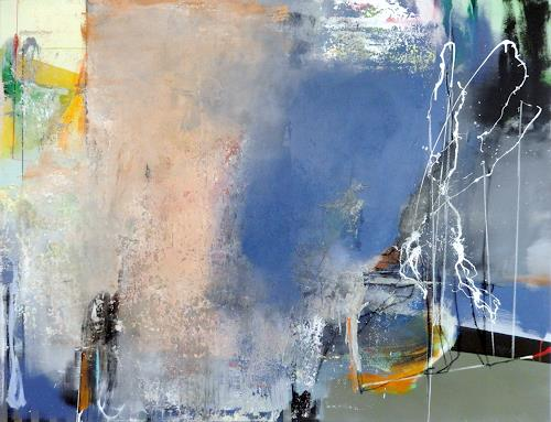 Monika Buchen, spread, Abstract art, Contemporary Art, Abstract Expressionism