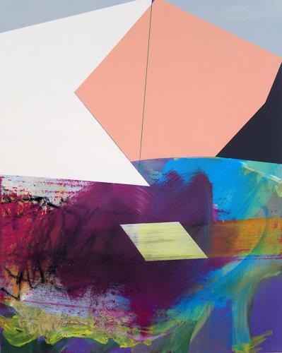 Monika Buchen, another level, Abstract art, Architecture, Contemporary Art