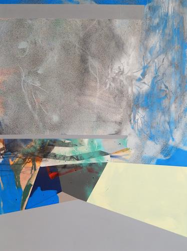 Monika Buchen, ohne Titel, Abstract art, Architecture, Contemporary Art, Expressionism