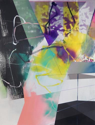 Monika Buchen, ohne Titel, Abstract art, Architecture, Contemporary Art