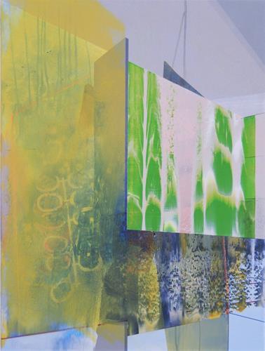 Monika Buchen, the unexpected, Architecture, Burlesque, Contemporary Art