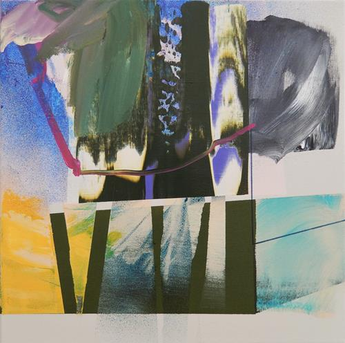 Monika Buchen, connection, Abstract art, Contemporary Art, Expressionism
