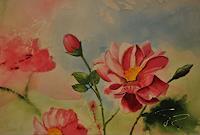 Barbara-Ofner-Plants-Flowers-Decorative-Art-Contemporary-Art-Contemporary-Art