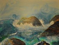 Barbara-Ofner-Nature-Water-Landscapes-Sea-Ocean-Contemporary-Art-Contemporary-Art