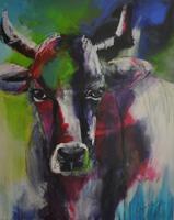 B. Ofner, Die Kuh