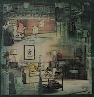 N. Bieri, green room