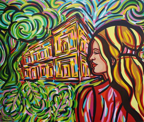 Damaris Dorawa, Legends of History, People: Women, Pop-Art