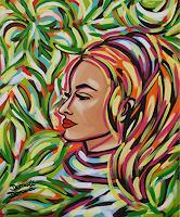 Damaris-Dorawa-People-Women-Modern-Age-Pop-Art