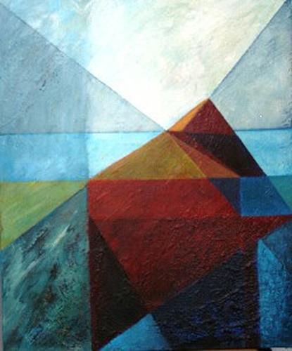 Heidi Schröder, Ohne Titel, Abstract art, Abstract Art