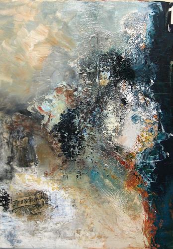 Heidi Schröder, Ohne Titel, Abstract art, Modern Age, Expressionism