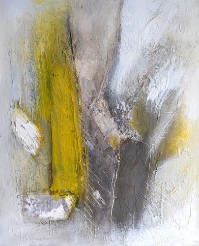 Christiane Emert, von hier an jetzt, Abstract art, Non-Objectivism [Informel]