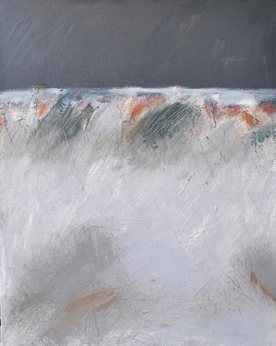 Christiane Emert, mutterseelen zu zweit, Abstract art, Non-Objectivism [Informel]