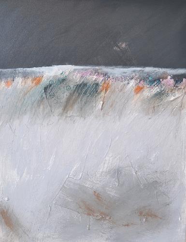 Christiane Emert, mutterseelen zu zweit, Abstract art, Non-Objectivism [Informel], Expressionism