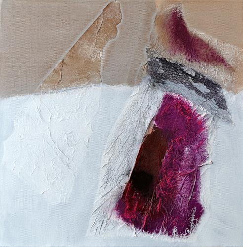 Christiane Emert, dreisamkeit III, Abstract art, Non-Objectivism [Informel]