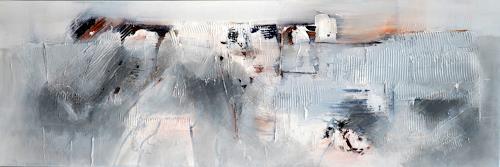 Christiane Emert, grauland, Abstract art, Non-Objectivism [Informel], Expressionism