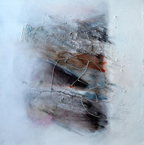 Christiane Emert, gedankenlese, Abstract art, Non-Objectivism [Informel]