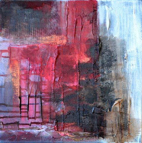 Christiane Emert, gestern war gestern, Abstract art, Non-Objectivism [Informel], Abstract Expressionism