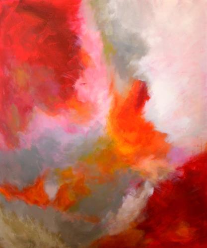 Christiane Emert, die offenbarung, Abstract art, Non-Objectivism [Informel]