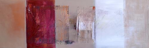 Christiane Emert, perspektiven II, Abstract art, Non-Objectivism [Informel]