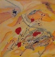 Oli-(Olivia)-Melly-Abstract-art-Plants-Flowers