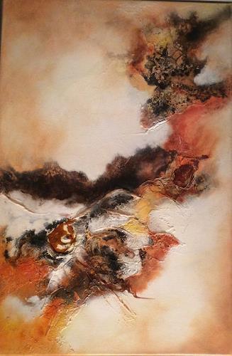 Oli (Olivia) Melly, Höhenflug, Abstract art, Contemporary Art, Expressionism