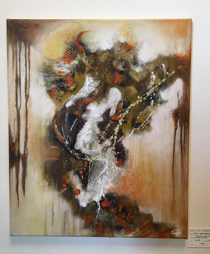 Oli (Olivia) Melly, Farben und Formen, Abstract art, Contemporary Art