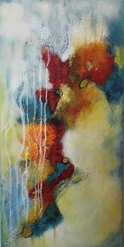 Oli (Olivia) Melly, Ohne Titel, Abstract art, Abstract Art