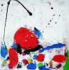 V. Komnig, Series brush strokes No. 06/ 2015