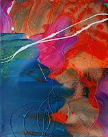 Vera-Komnig-Abstract-art-Fantasy-Modern-Age-Abstract-Art-Non-Objectivism--Informel-