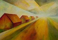 Udo-Greiner-Landscapes-Landscapes-Plains-Modern-Age-Modern-Age
