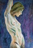 Udo-Greiner-People-Women-Nude-Erotic-motifs-Modern-Age-Expressionism