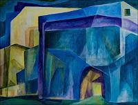 Udo-Greiner-Architecture-Mythology-Modern-Age-Cubism
