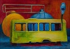 U. Greiner, Bus Stop - Secrets 07/17