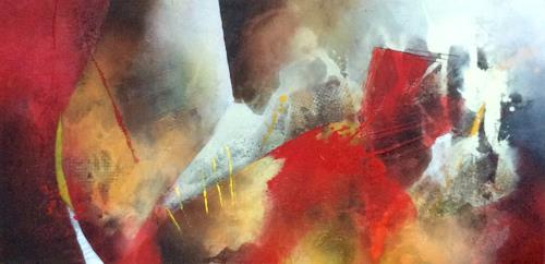 Tania Klinke, Freiheit geben, Abstract art, Miscellaneous, Contemporary Art