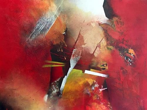 Tania Klinke, Pikant, Abstract art, Miscellaneous, Contemporary Art, Abstract Expressionism