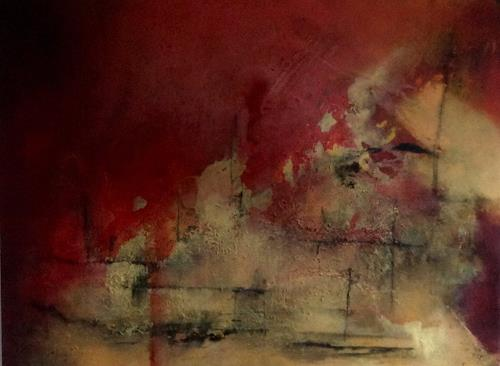 Tania Klinke, Ohne Sorgen, Abstract art, Miscellaneous, Contemporary Art, Abstract Expressionism
