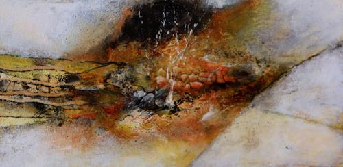 Tania Klinke, Wandlung, Abstract art, Miscellaneous, Abstract Art, Expressionism