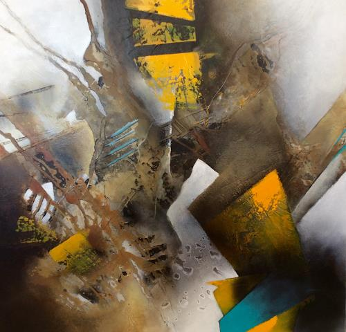 Tania Klinke, Diversité, Abstract art, Miscellaneous, Contemporary Art, Abstract Expressionism