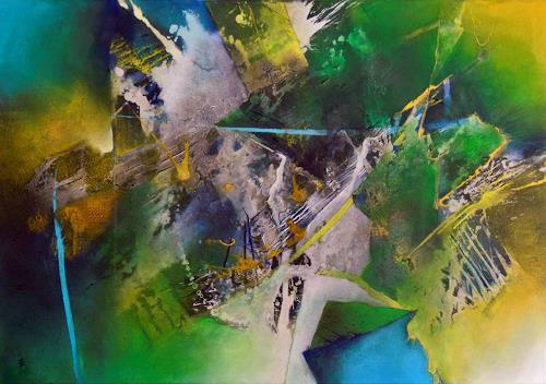 Tania Klinke, Renaissance, Abstract art, Nature, Contemporary Art, Abstract Expressionism