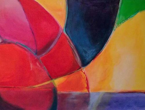 Karin Kraus, Euphorie, Abstract art, Abstract Art